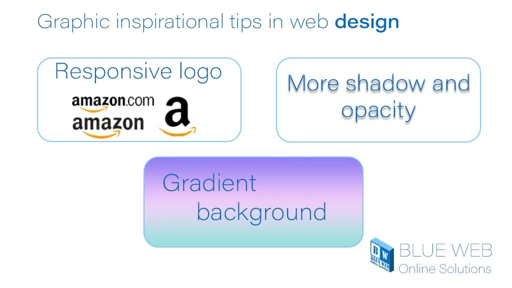 Inspirational tips in web design