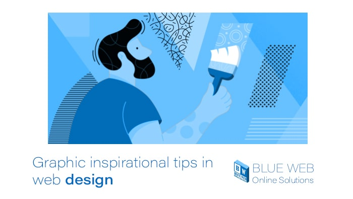7 Graphic inspirational tips in web design