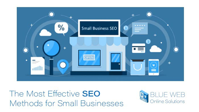 The most effective SEO methods for small businesses