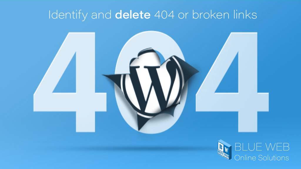 404 code-seo secrets for wordpress