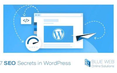 SEO for wordpress | 7 Easy SEO Secrets in WordPress