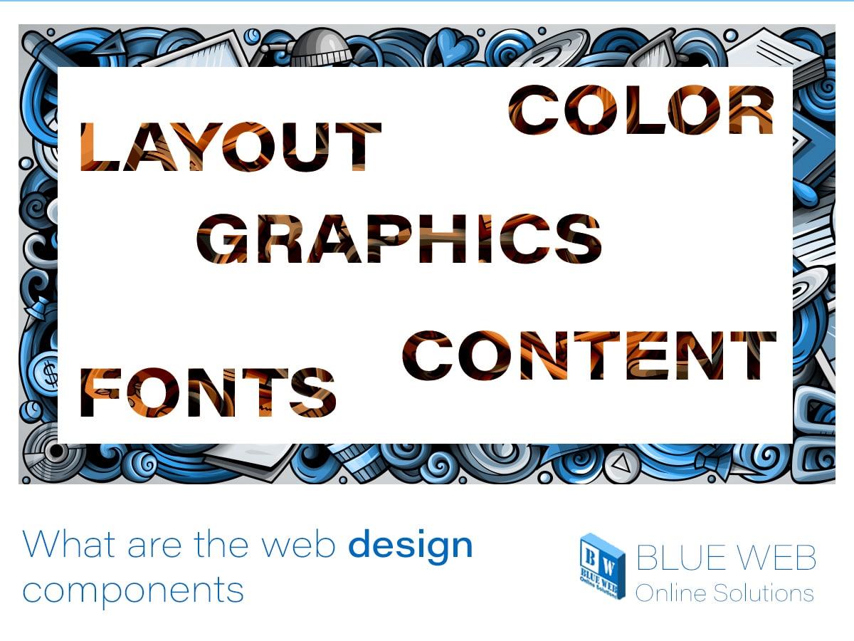 web design components