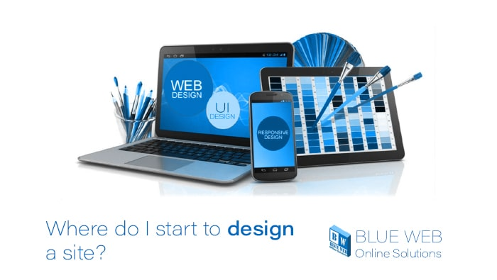 How to start a web design (5 simple steps for beginners)