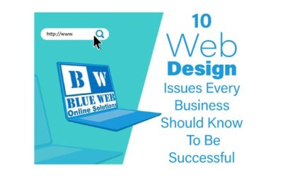 10 Web Design Issues Every Business Should Know To Be Successful