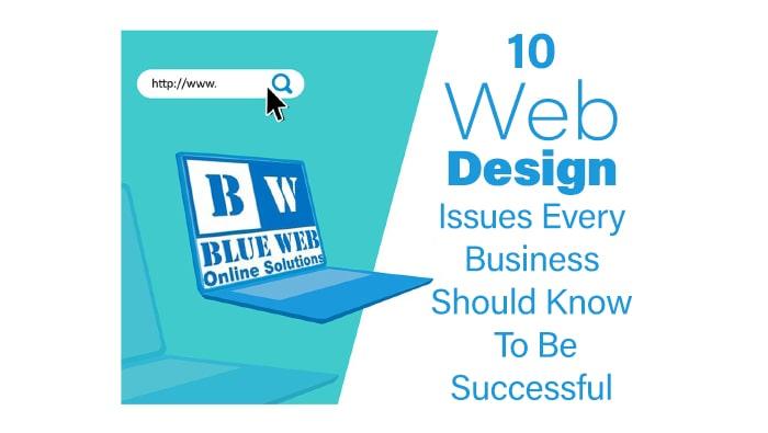 web design isssues